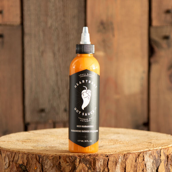 Heartbeat Hot Sauce Co. - Red Habanero Flavour