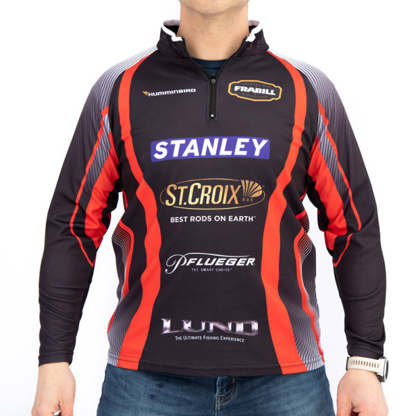 Fishing Jersey Front